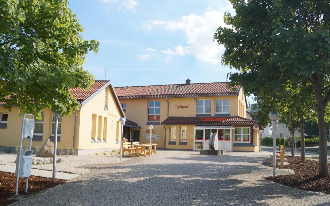 Rathaus Mehlmeisel